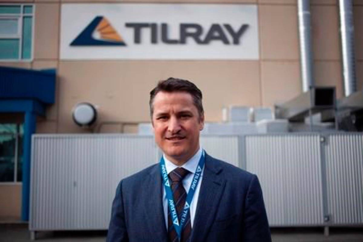 Tilray To Export Cans Formulation